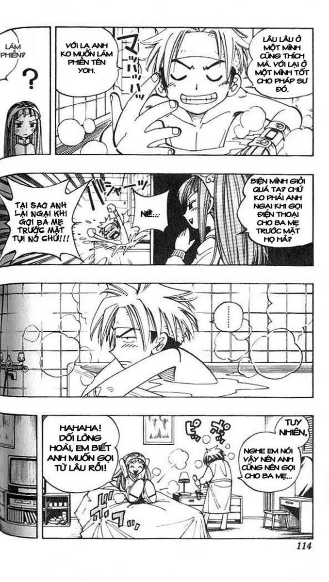Shaman King [Vua pháp thuật] chap 77 trang 9