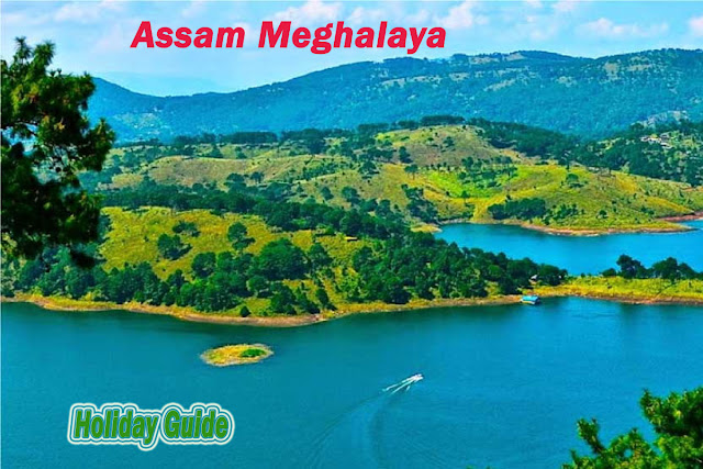 Assam Meghalaya Tour Package