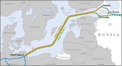 """Европарламент призвал остановить строительство """"Северного потока-2"""""""