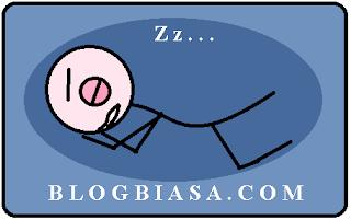 Penyebab terjadinya tindihan, rep-repan, sleep paralysis dan cara mengatasinya / bangun