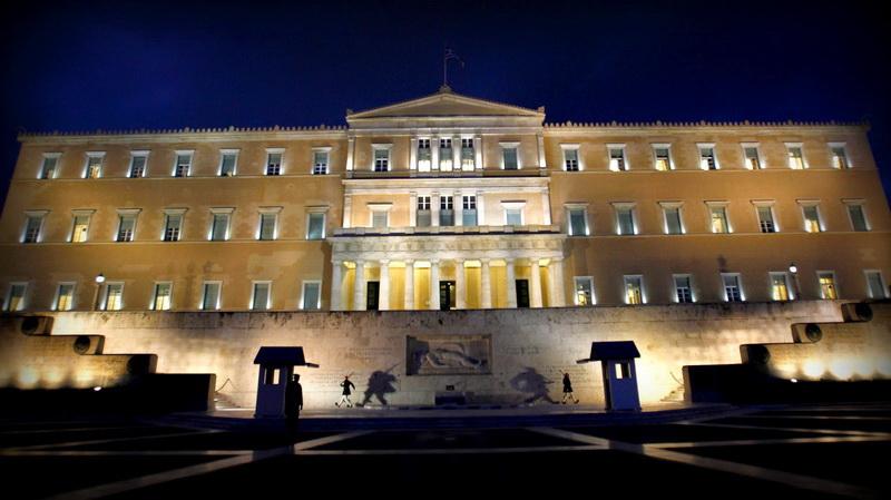 Μια βόλτα... στη Βουλή των Ελλήνων