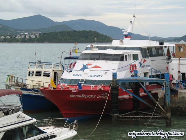 Thailand Ferry