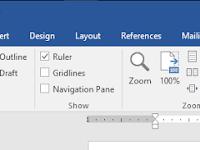 Memahami Fitur Read Mode pada MS Word 2013