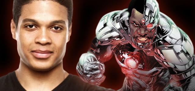 Ray Fisher, o Ciborgue, revela se trocará a Liga da Justiça pelos Titãs