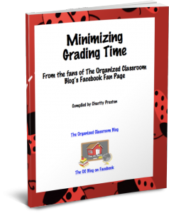 Want your copy of the Minimizing Grading Time eBook?
