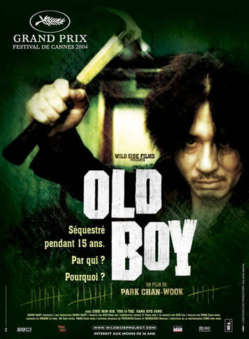 Oldboy 2003 Dual Audio