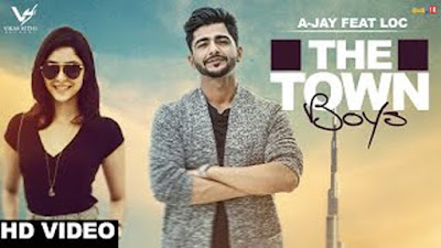 The Town Boys - A Jay Ft. Priyanka Bhardwaj | Latest Punjabi Songs 2017