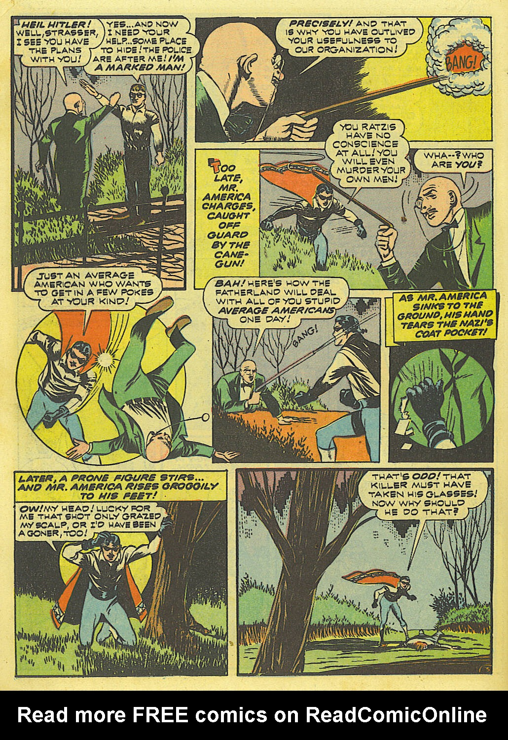 Read online Action Comics (1938) comic -  Issue #52 - 40