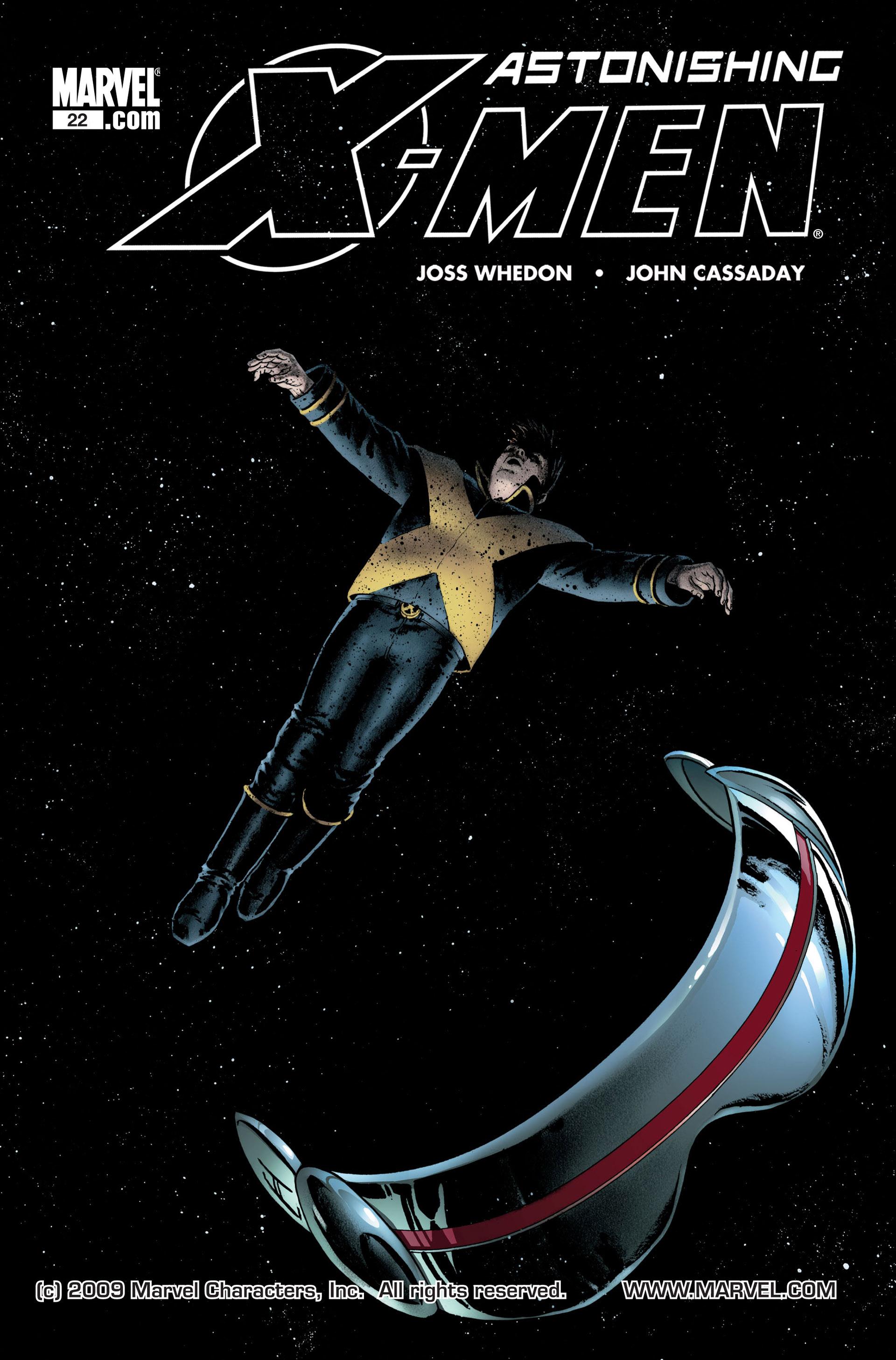 Astonishing X-Men (2004) 22 Page 1