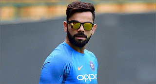 Virat Kohli becomes first ever Cricketer to get over 100 million followers on social media
