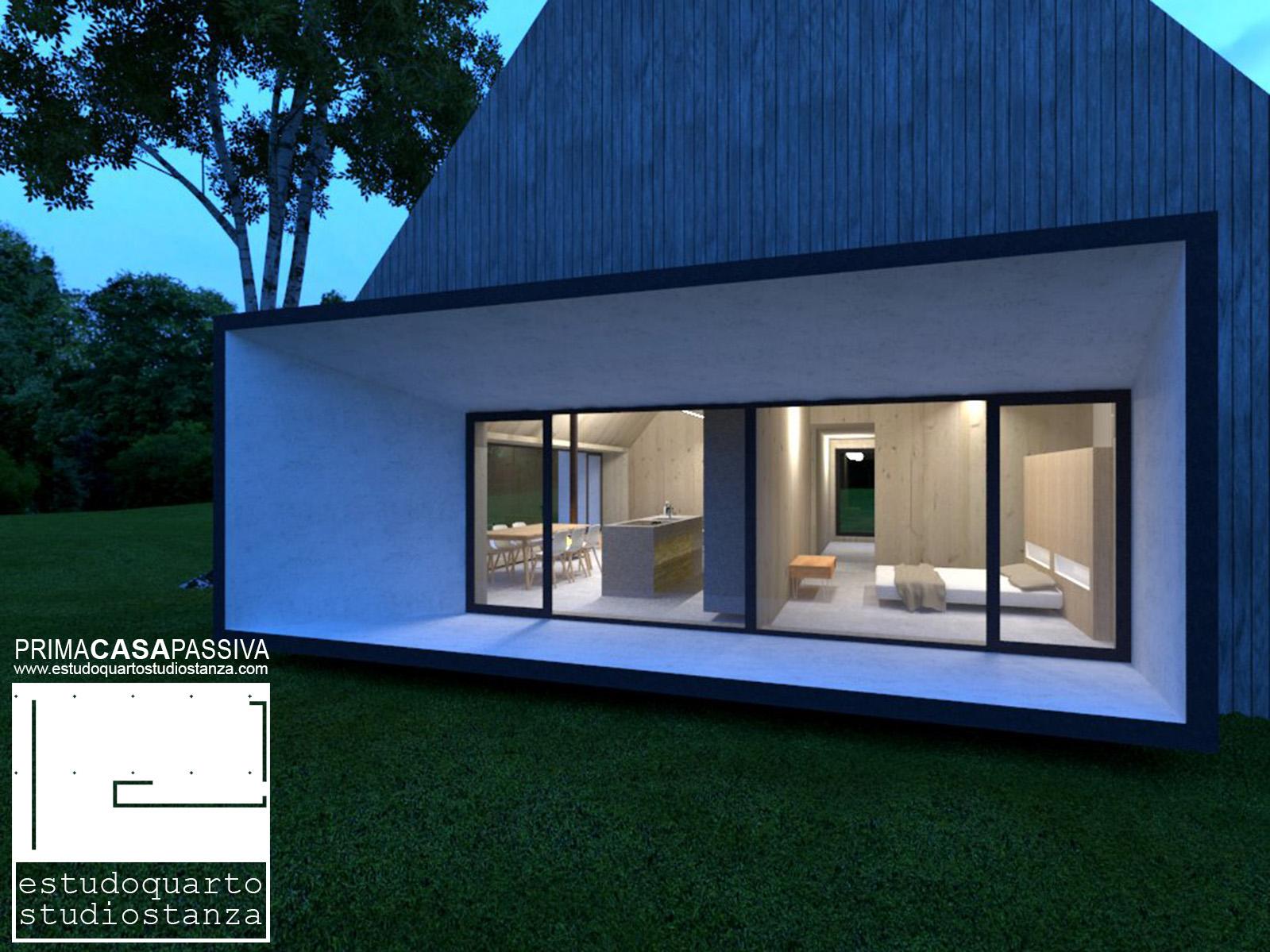 Prima casa passiva studio di architettura a verona case passive in legno e ristrutturazioni - Casa passiva torino ...