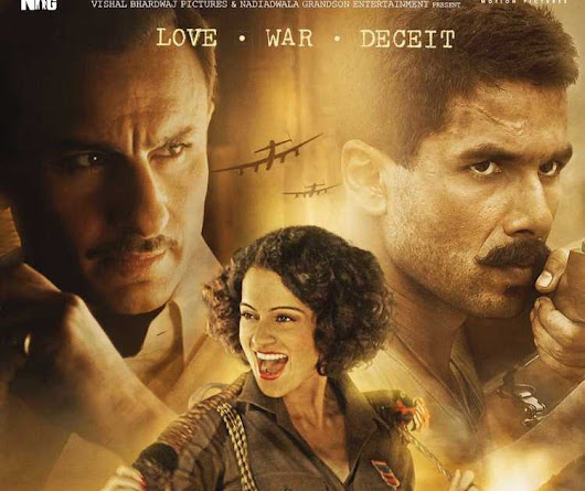 Rangoon (2017) HD Mobile Movie Download Online Free