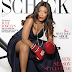 Ghanaian Actress, Joselyn Dumas covers SCHICK Magazine's Latest Issue