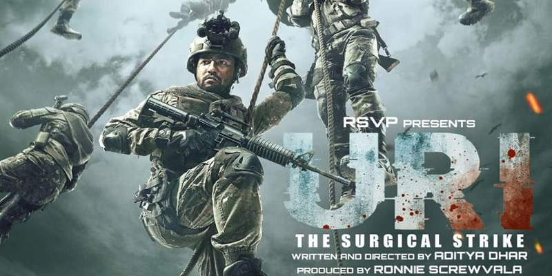 URI The Surgical Strike Movie Poster