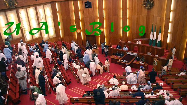 Nigerian Senate recovers mace, resumes sitting