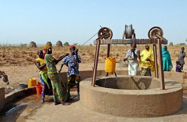 WATER SHORTAGE IN NIGER