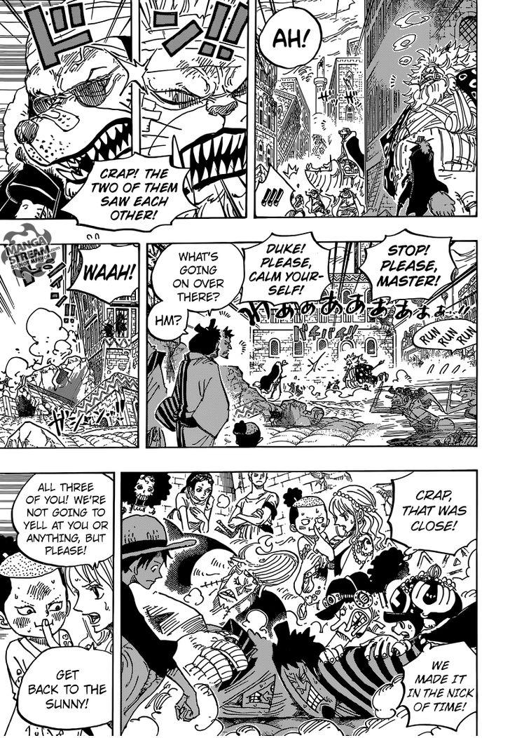 One Piece Ch.816