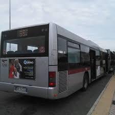 Linea 552, capolinea temporaneo a viale delle Gardenie