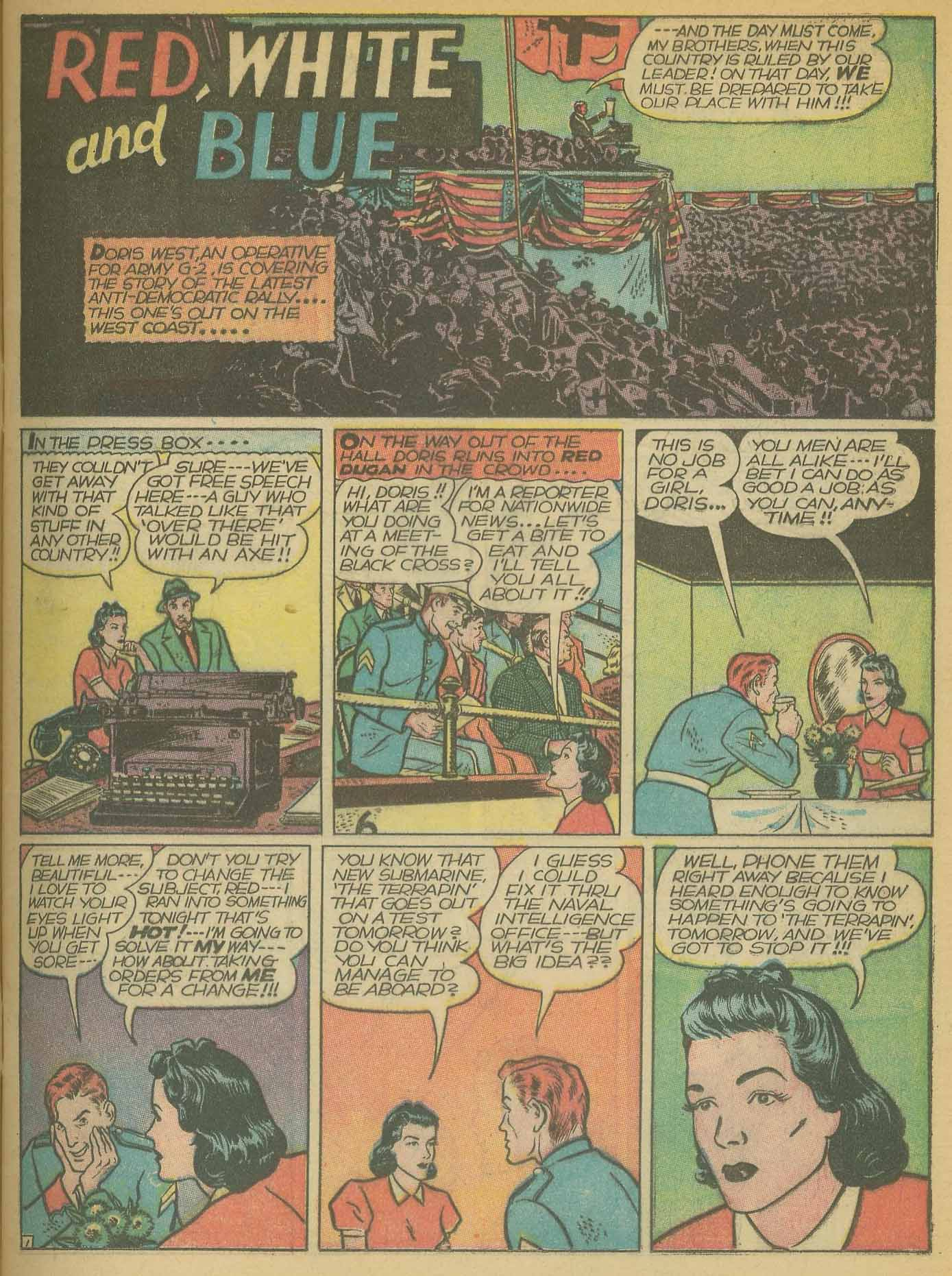 Read online All-American Comics (1939) comic -  Issue #8 - 11