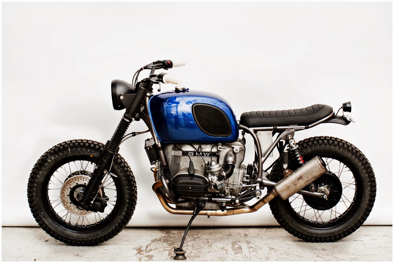 bmw r 100 rs scrambler by wrenchmonkees motor fuel. Black Bedroom Furniture Sets. Home Design Ideas