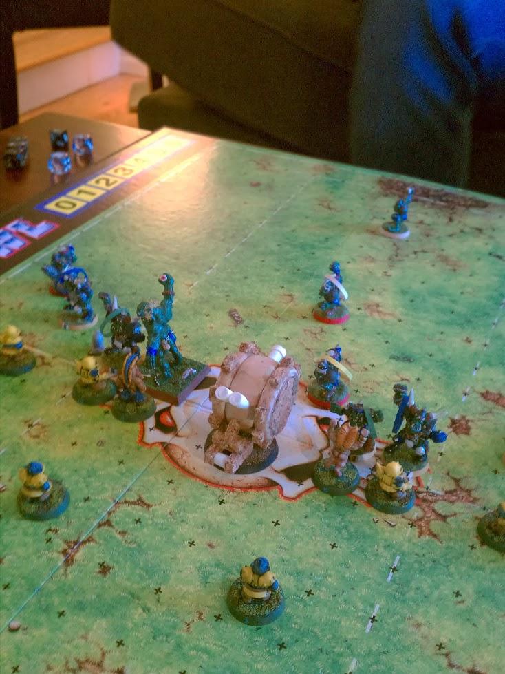 The Blood Bowl Season So Far | Wargaming Hub