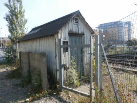Lineside Hut -Lincoln