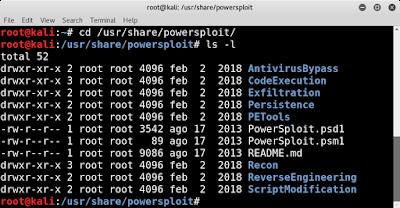 PowerSploit_Kali-Linux