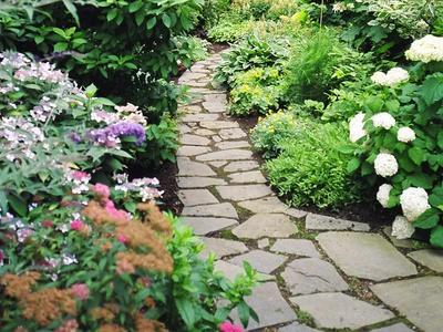 Favoriete Tuindesign: 20 Tips en tuinideeën voor een kleine tuin met foto's! @HL04