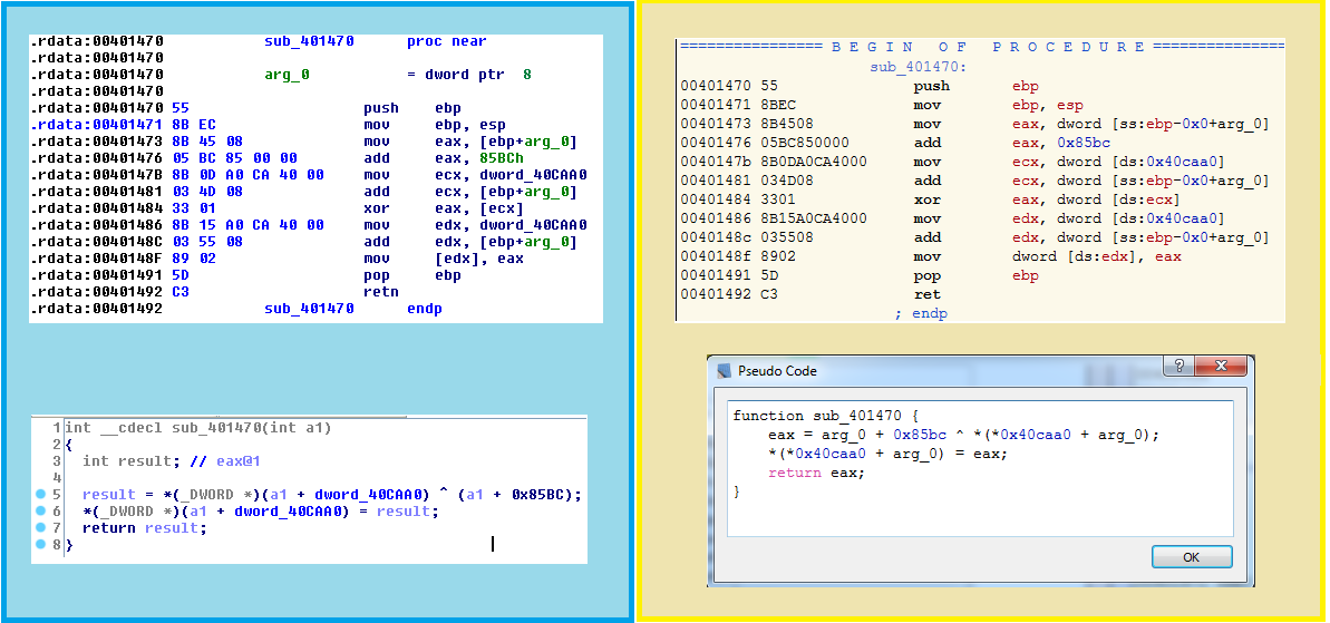 Ghetto Forensics: Malware with No Strings Attached Part 2
