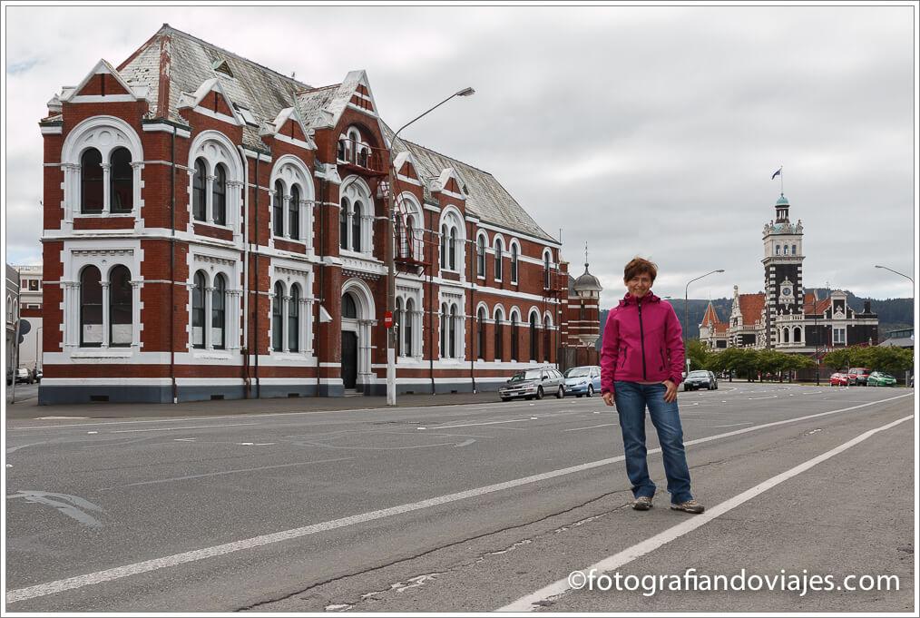 Calles de Dunedin