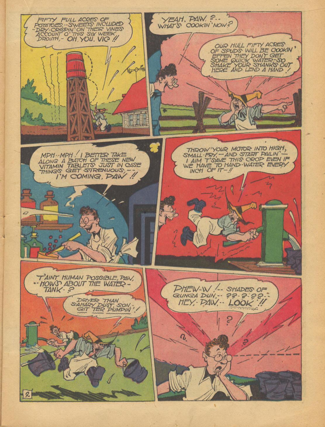 Action Comics (1938) 69 Page 25