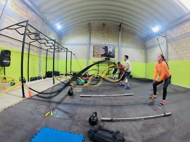 Crossfit, un entrenamiento funcional