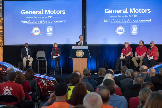 Gm To Invest In Tonawanda Lockport Rochester Plants All Wny News