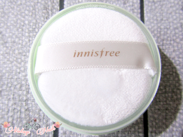 Innisfree, korean cosmetics, cosmetica coreana, no sebum mineral powder