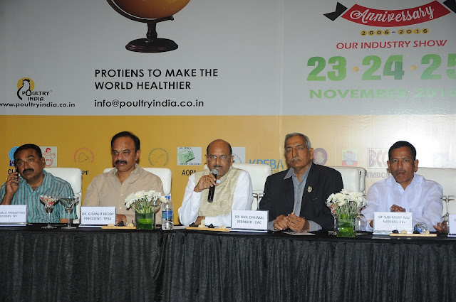 Record Exhibitors for Poultry India's 10th Anniversary Expo in Hyderabad