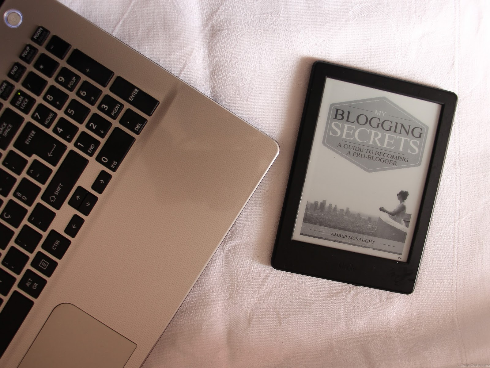 My Blogging Secrets - Amber McNaught