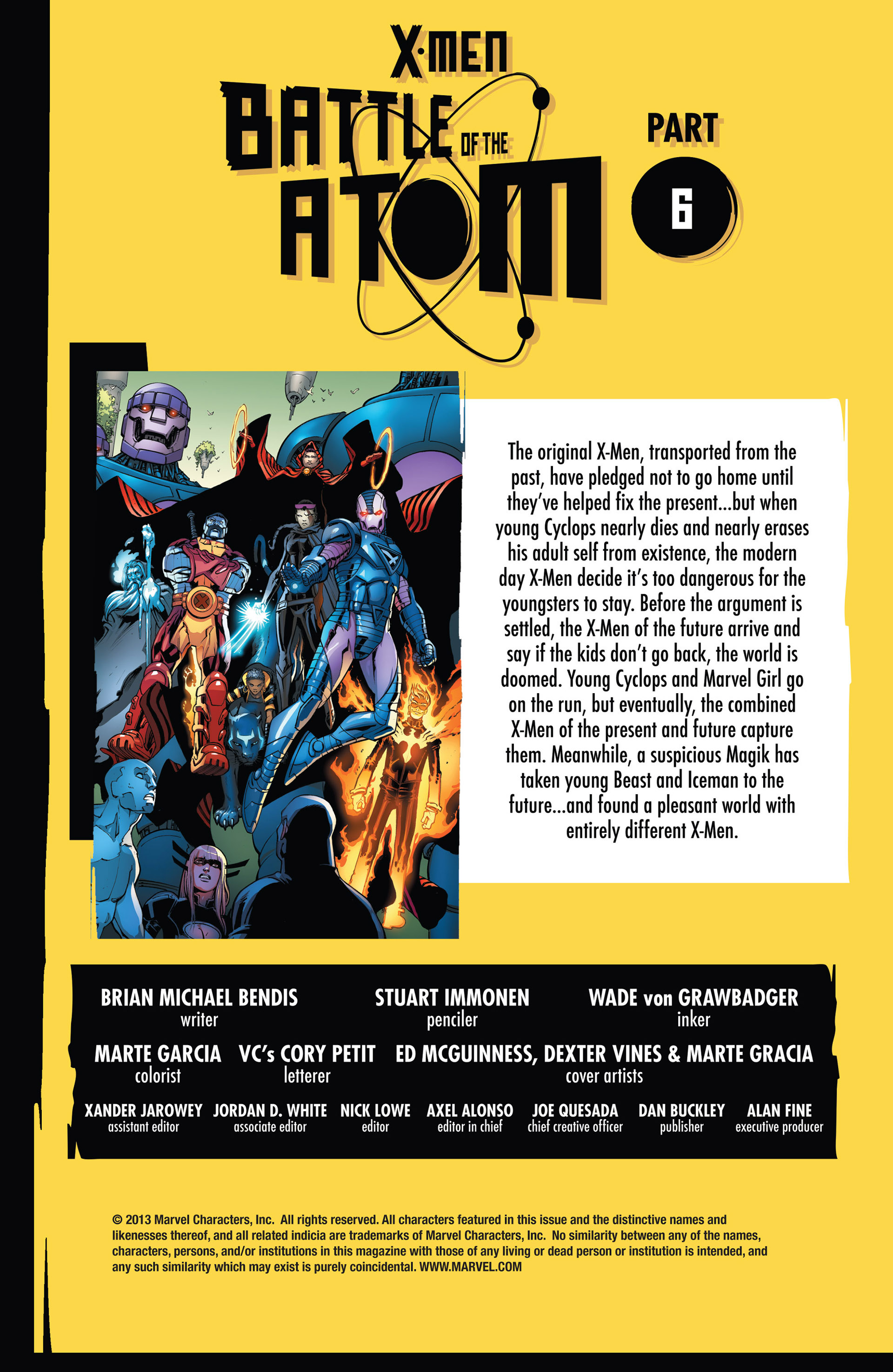 Read online All-New X-Men (2013) comic -  Issue #17 - 2