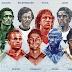 Os 50 maiores jogadores da história da Eurocopa