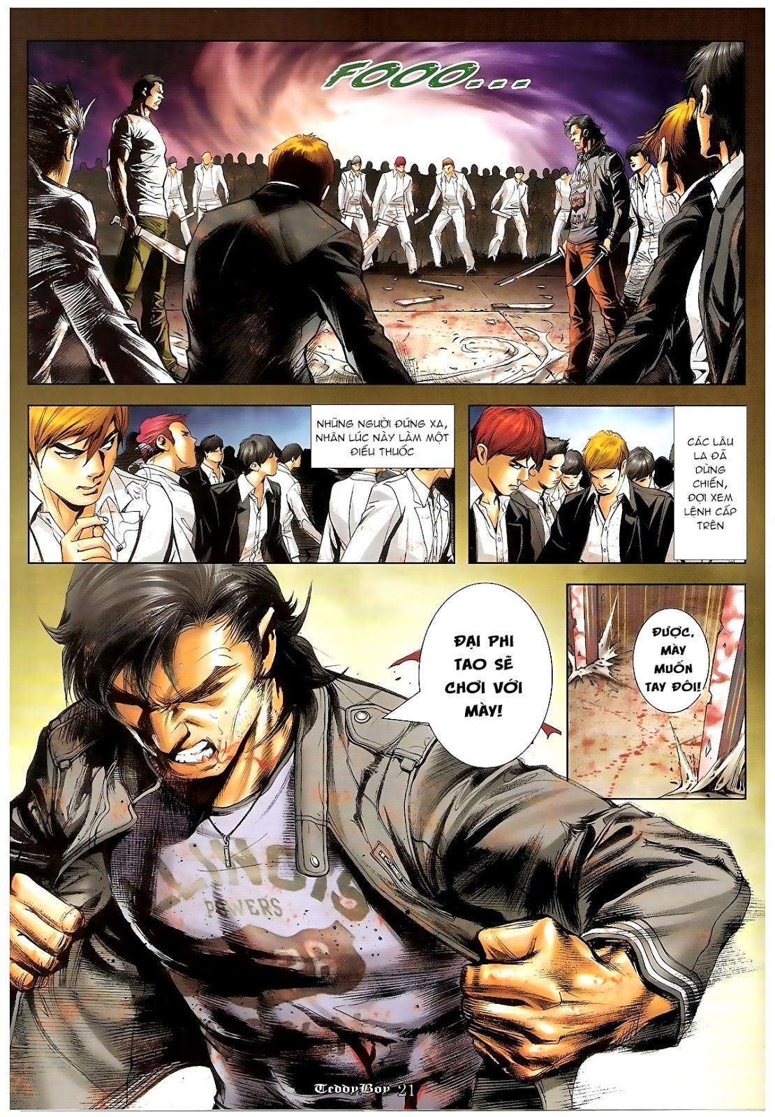 Người Trong Giang Hồ - Chapter 1227: Thái Tử Chung Cực Chiến - Pic 17