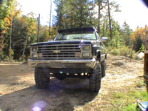 Monster Trucks For Sale >> Chevy Mud Trucks For Sale