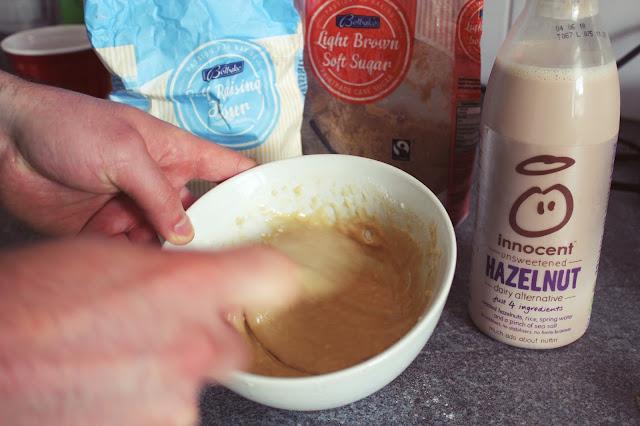 Innocent dairy-free milk