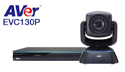 Sản phẩm thiết bị hội nghị truyền hình AVer EVC130P