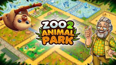 Zoo 2: Animal Park (MOD, Coins/Diamond) APK For Android