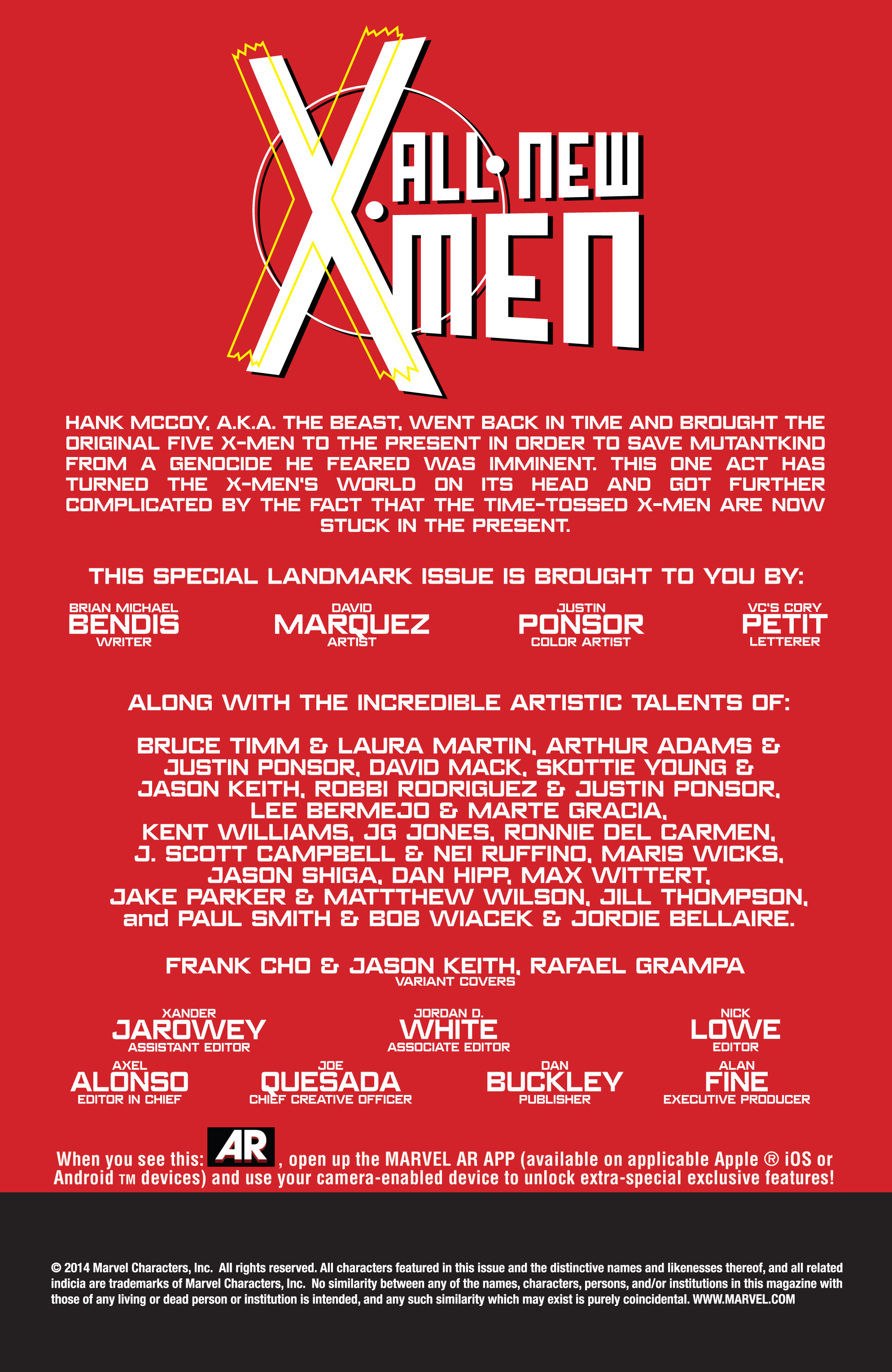 Read online All-New X-Men (2013) comic -  Issue #25 - 2