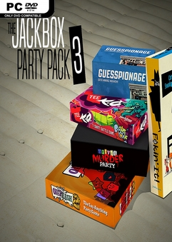 Download The Jackbox Party Pack 3 PC Game Free