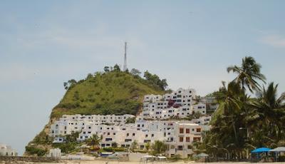 Turismo en Ecuador - Playa de Same