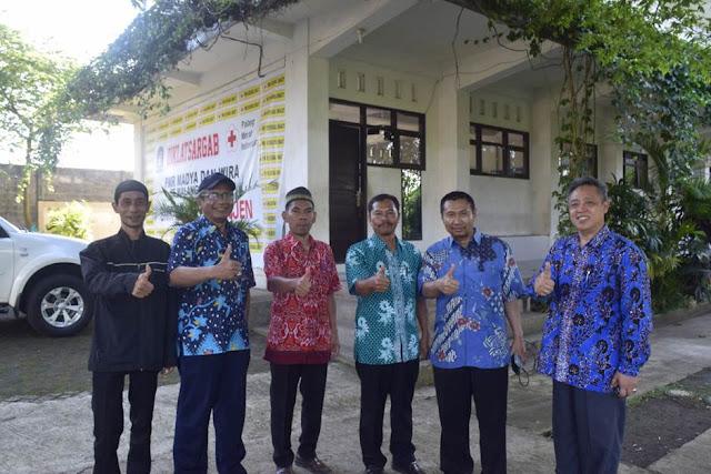 Kunjungan Direktur Pembinaan SMK KEMDIKBUD 2018