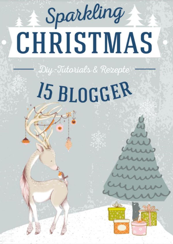 DIY Ebook for Christmas for free - 17 amazing ideas for Xmas do it yourself