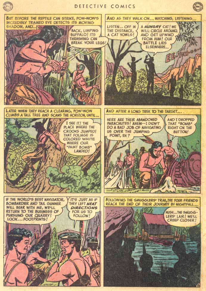 Read online Detective Comics (1937) comic -  Issue #160 - 46