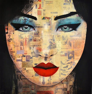 rostros-femeninos-entre-líneas